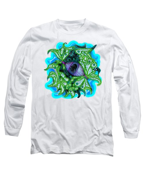 Creature Eye Long Sleeve T-Shirt