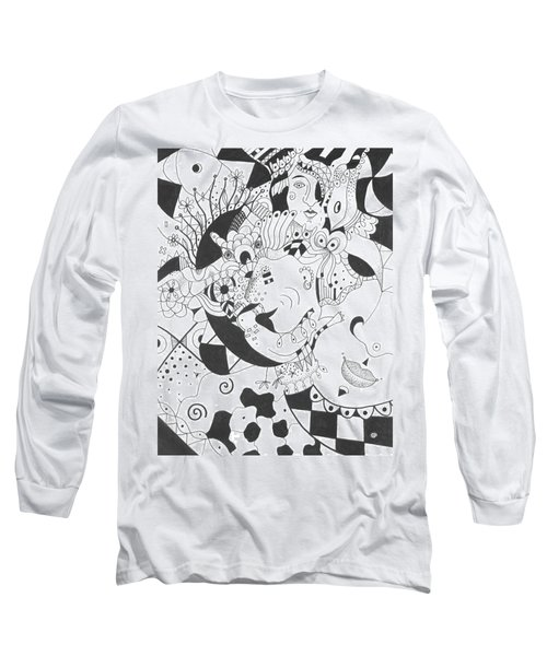 Creatures And Features Long Sleeve T-Shirt
