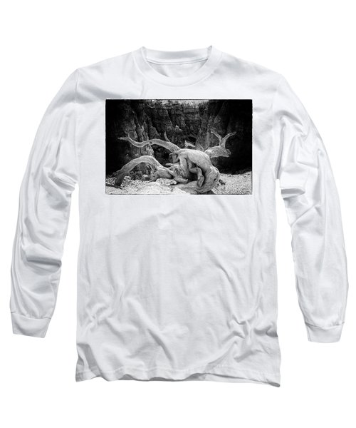 Creatures Of Bryce Canyon Long Sleeve T-Shirt