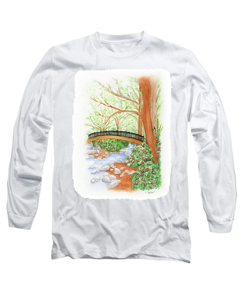 Creek Crossing Long Sleeve T-Shirt