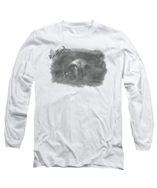 Creeping Panther Long Sleeve T-Shirt