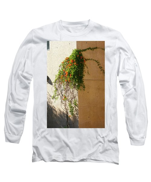 Creeping Plants Long Sleeve T-Shirt