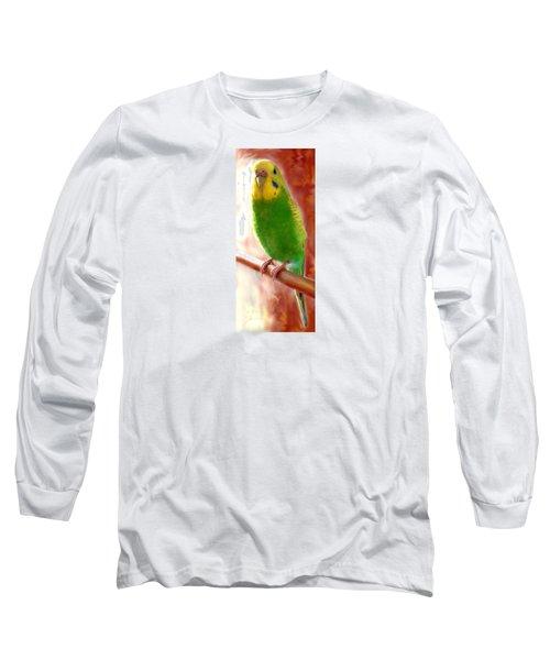 Cricket's Official Portrait Long Sleeve T-Shirt