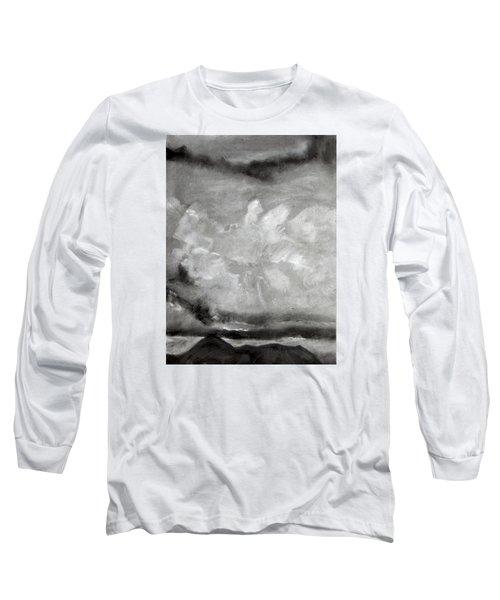 Croagh Patrick Long Sleeve T-Shirt