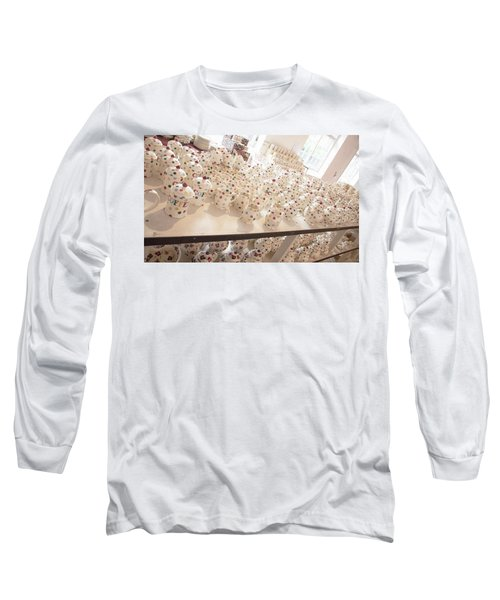 Crockery Galore Long Sleeve T-Shirt