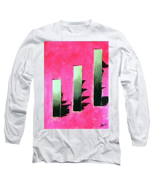 Crooked Steps Long Sleeve T-Shirt