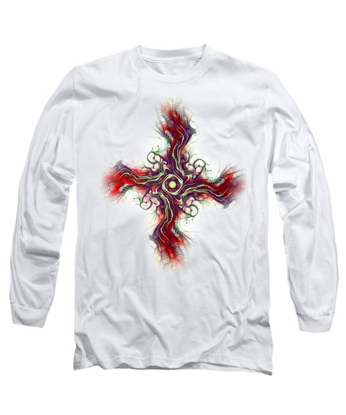Cross Of Nature Long Sleeve T-Shirt
