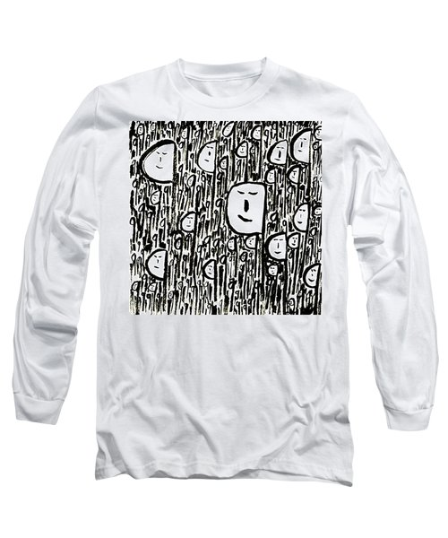 Crowd Long Sleeve T-Shirt