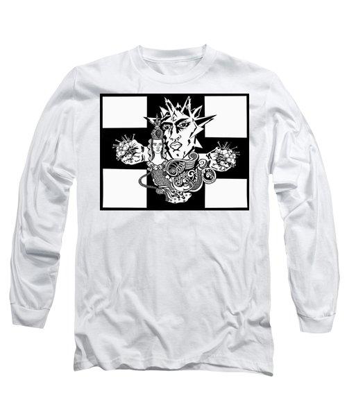 Crucifixion Long Sleeve T-Shirt