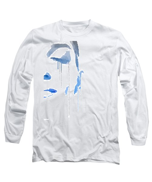 Crying In Pain Long Sleeve T-Shirt