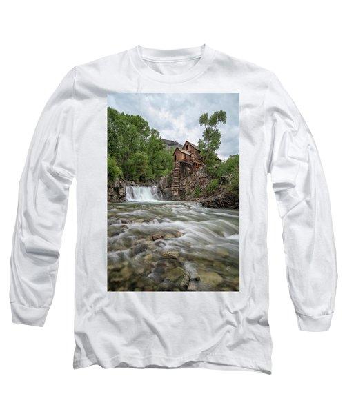 Crystal Mill Colorado 2 Long Sleeve T-Shirt