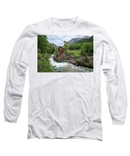Crystal Mill Colorado 4 Long Sleeve T-Shirt