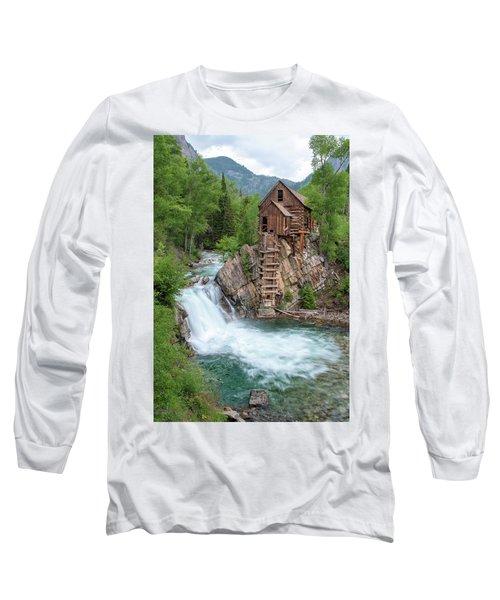 Crystal Mill Colorado Long Sleeve T-Shirt