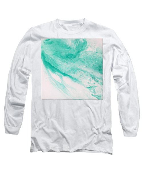 Crystal Wave 1 Long Sleeve T-Shirt