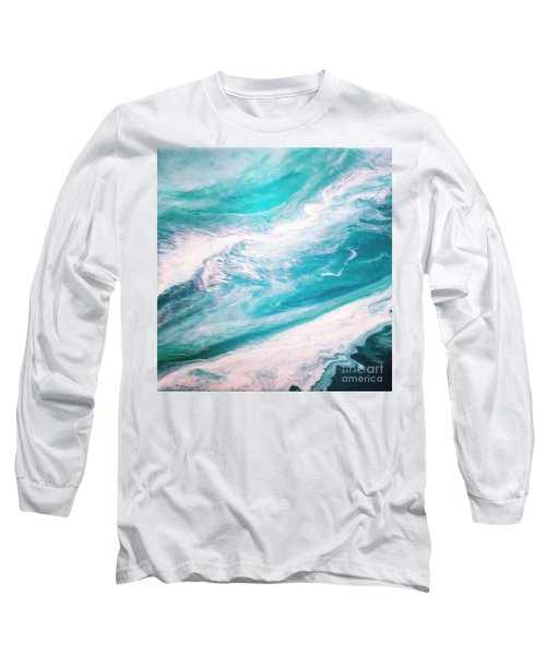 Crystal Wave13 Long Sleeve T-Shirt