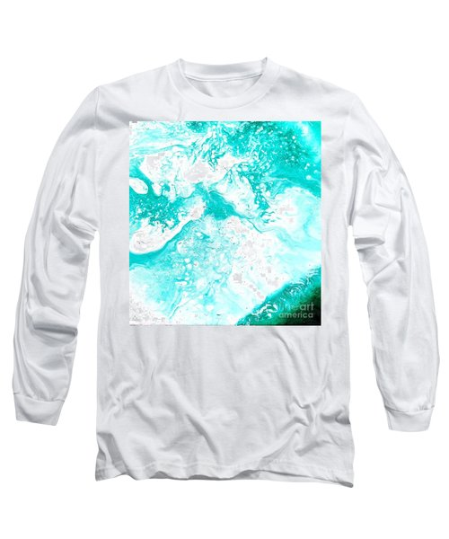 Crystal Wave3 Long Sleeve T-Shirt