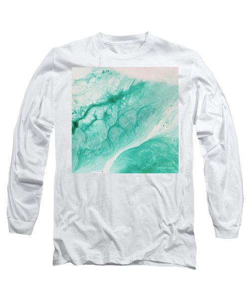 Crystal Wave6 Long Sleeve T-Shirt