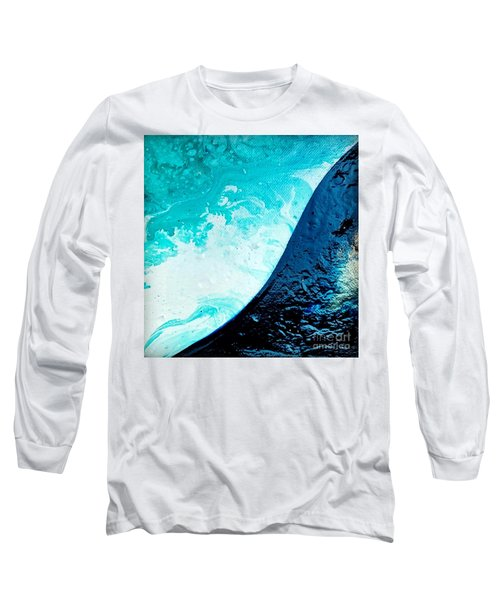Crystal Wave8 Long Sleeve T-Shirt