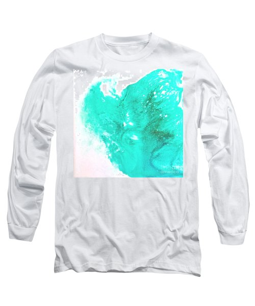 Crystal Wave9 Long Sleeve T-Shirt