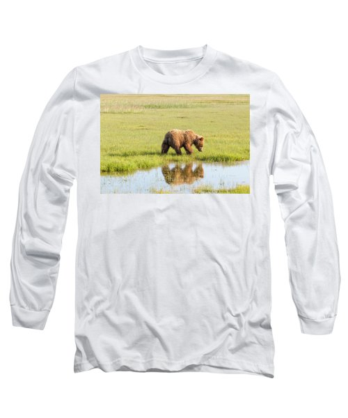Cub Reflection Long Sleeve T-Shirt