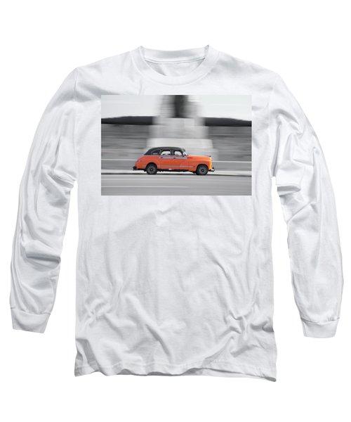 Cuba #2 Long Sleeve T-Shirt