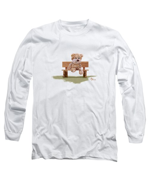 Cuddly At The Park Long Sleeve T-Shirt