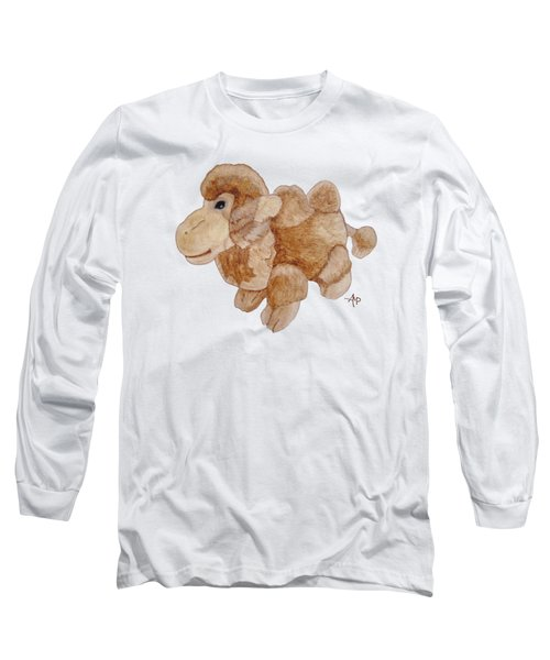 Cuddly Camel Long Sleeve T-Shirt