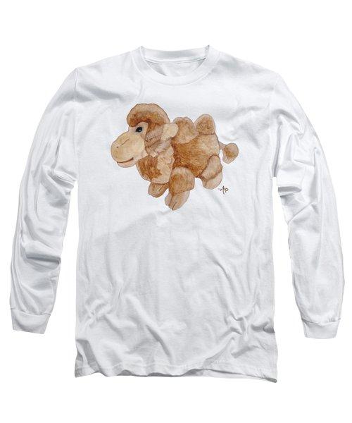Cuddly Camel Long Sleeve T-Shirt