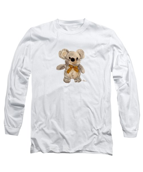 Cuddly Mouse Long Sleeve T-Shirt