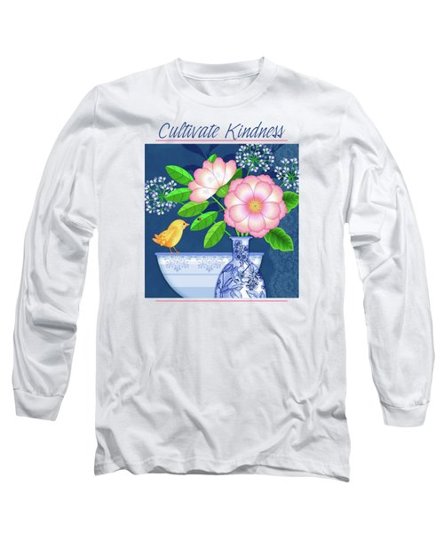 Cultivate Kindness Long Sleeve T-Shirt