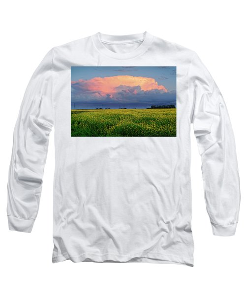 Cumulus And Canola Long Sleeve T-Shirt