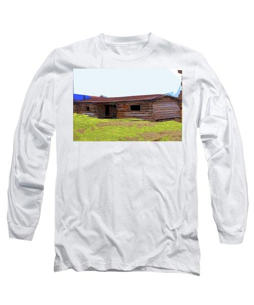 Cunningham Cabin Long Sleeve T-Shirt