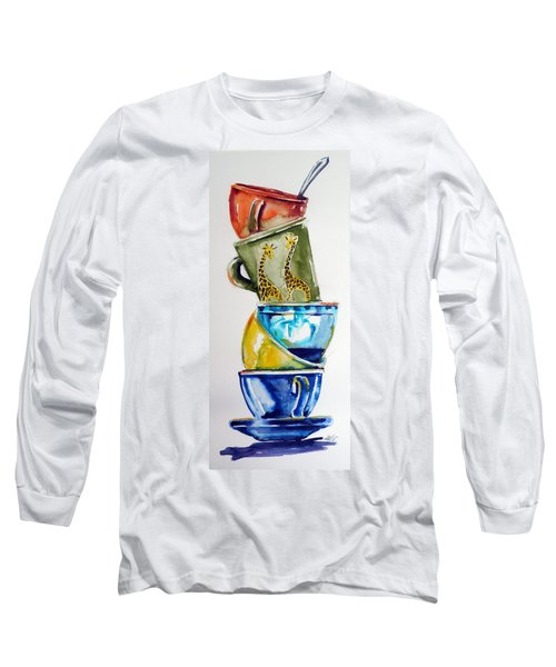 Cups Long Sleeve T-Shirt