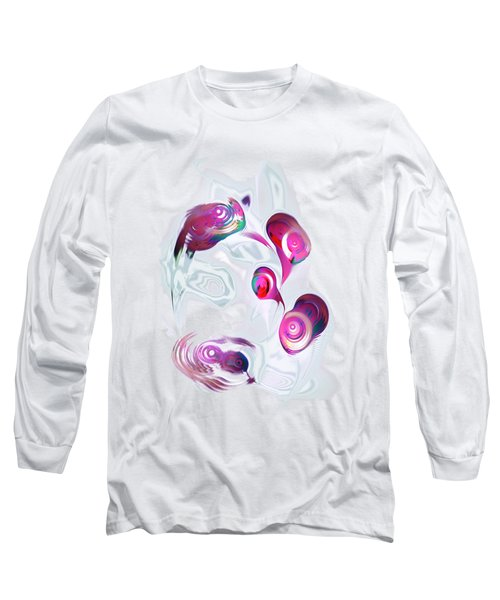Curious Fish Long Sleeve T-Shirt