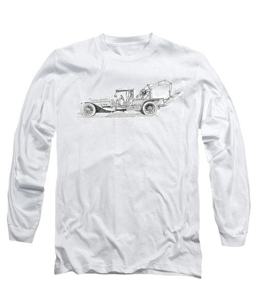 Curious Wrecker Long Sleeve T-Shirt