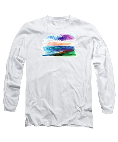 Currents Long Sleeve T-Shirt