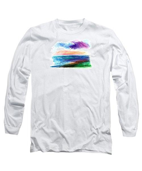 Currents Long Sleeve T-Shirt