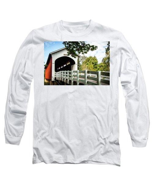 Currin Bridge Long Sleeve T-Shirt