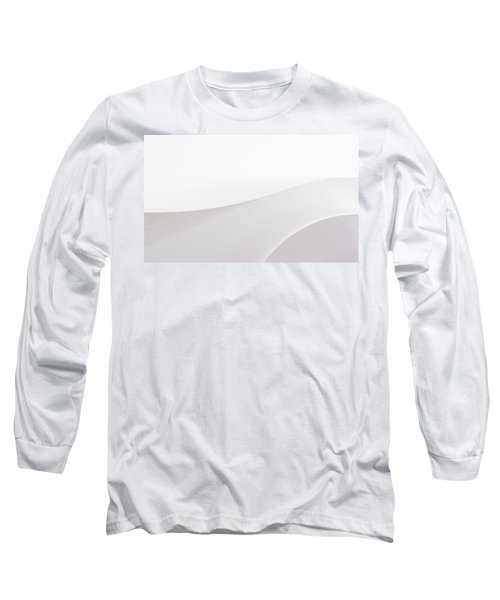 Long Sleeve T-Shirt featuring the photograph Curves by Yvette Van Teeffelen