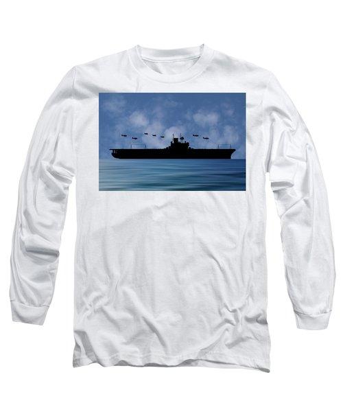 Cus Andrew Jackson 1936 V1 Long Sleeve T-Shirt