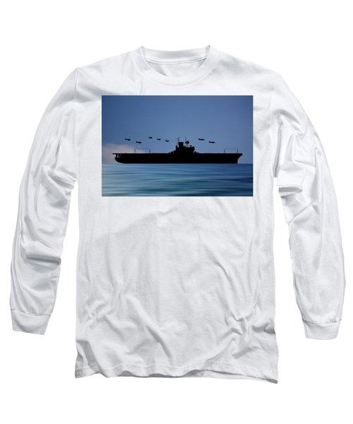 Cus Andrew Jackson 1936 V4 Long Sleeve T-Shirt