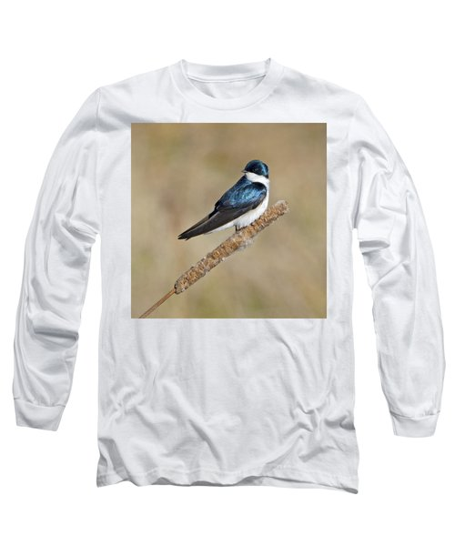 Cushy Perch Long Sleeve T-Shirt