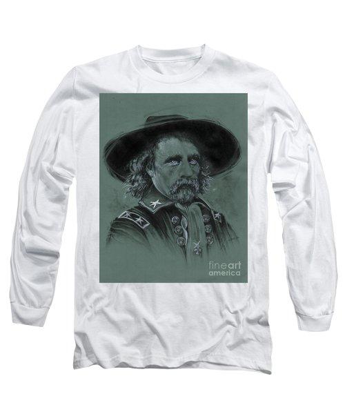 Custer's Resolve Long Sleeve T-Shirt