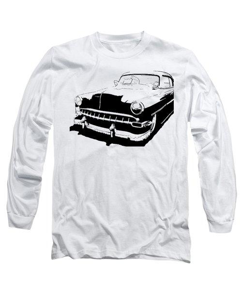 Custom 1954 Chevy Tee Long Sleeve T-Shirt