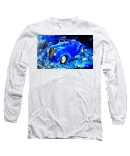 Custom Car  Long Sleeve T-Shirt by Joseph Hollingsworth