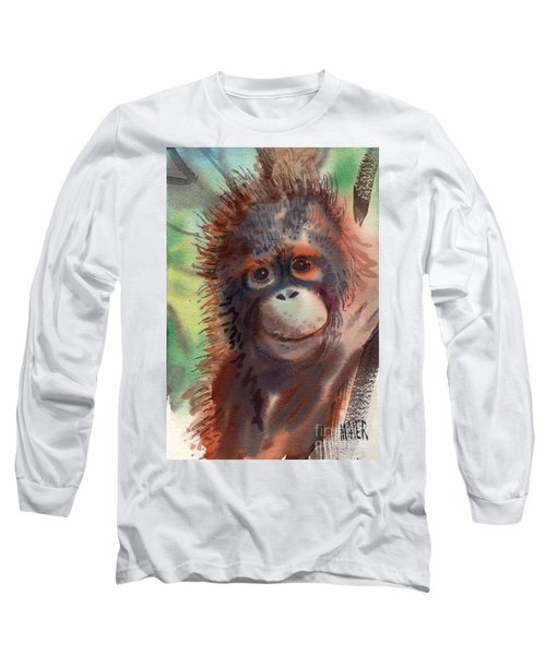My Precious Long Sleeve T-Shirt by Donald Maier