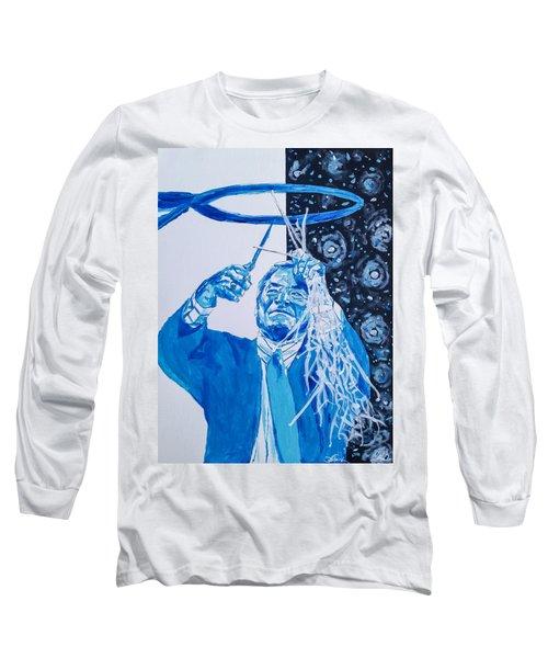 Cutting Down The Net - Dean Smith Long Sleeve T-Shirt