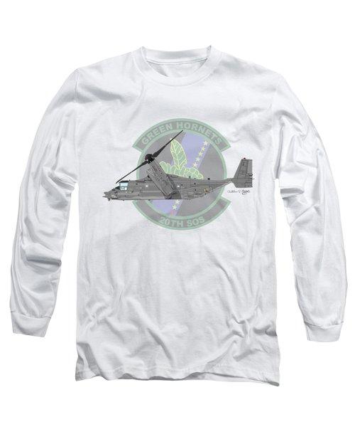 Cv-22b Osprey 20sos Long Sleeve T-Shirt
