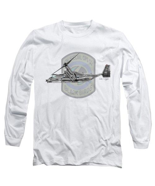 Cv-22b Osprey 8sos Long Sleeve T-Shirt