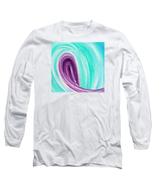 Cy Lantyca 26 Long Sleeve T-Shirt by Cyryn Fyrcyd